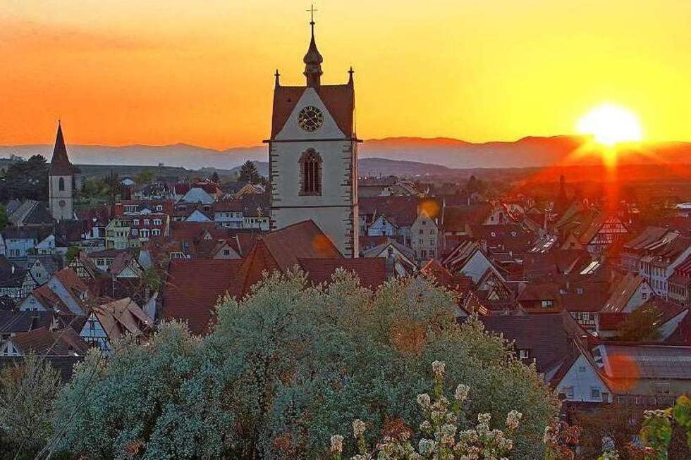 Wallfahrtskirche Sankt Martin - Endingen