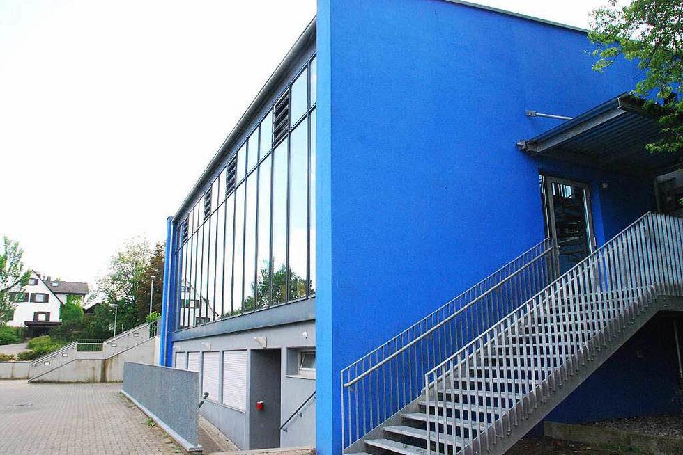Alban-Spitz-Halle Minseln - Rheinfelden