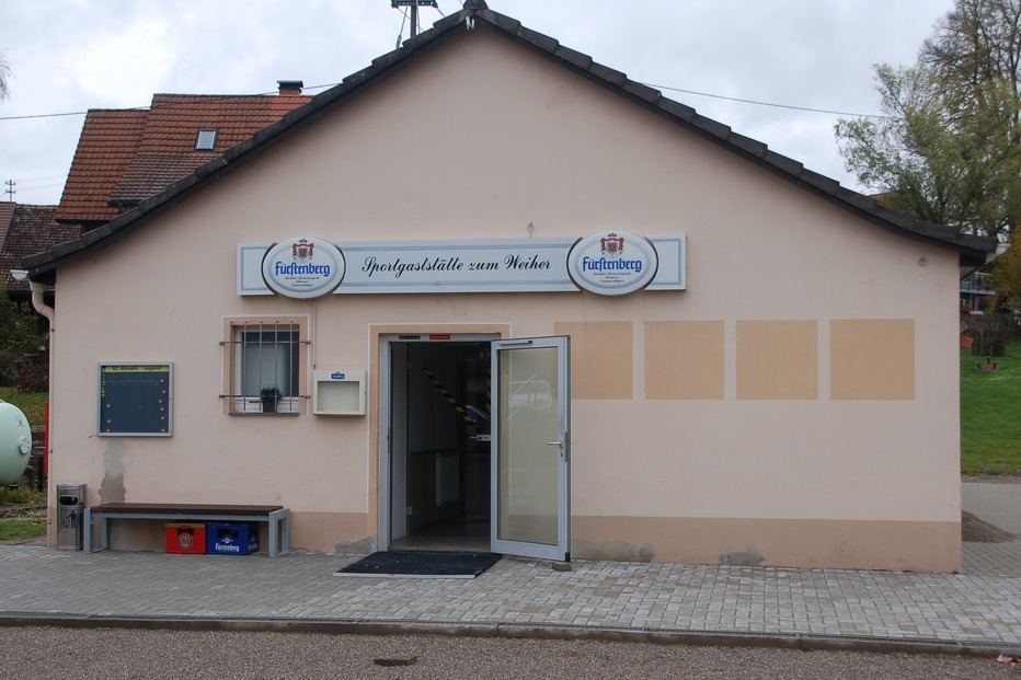 Sportgaststätte Zum Weiher (SC Minseln) - Rheinfelden