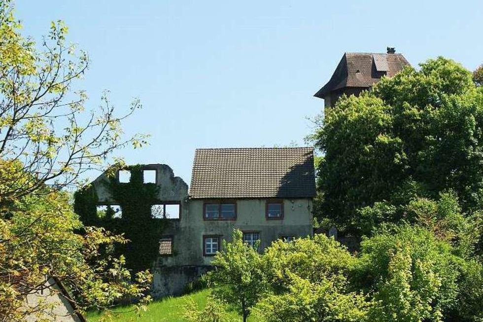 Burg Sponeck - Sasbach