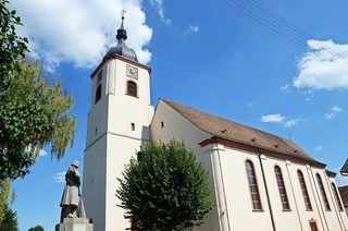 Katholische Kirche Sankt Cosmas und Damian (Jechtingen)