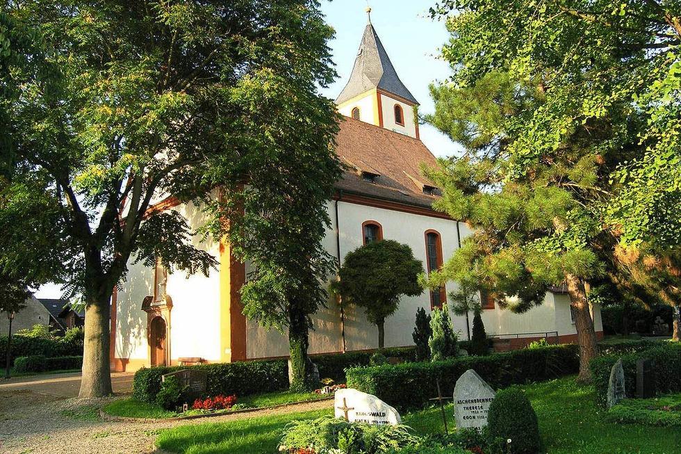 Katholische Kirche St. Martin - Sasbach