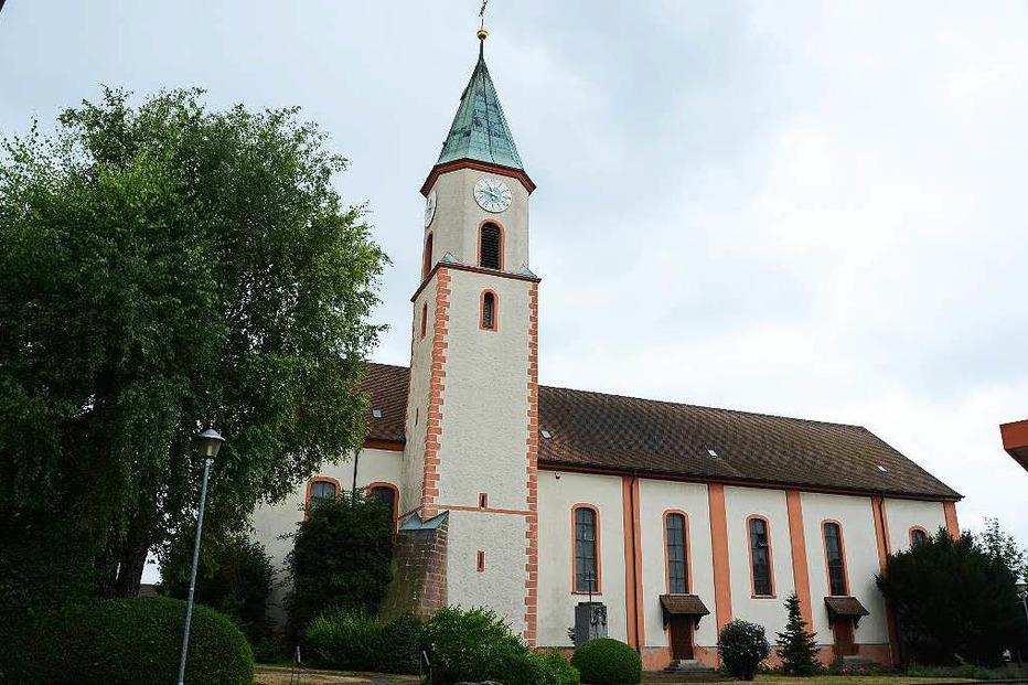 Pfarrkirche Sankt Blasius - Wyhl