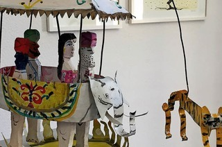 Neue Ausstellung in der Arthus Galerie in Zell a.H.