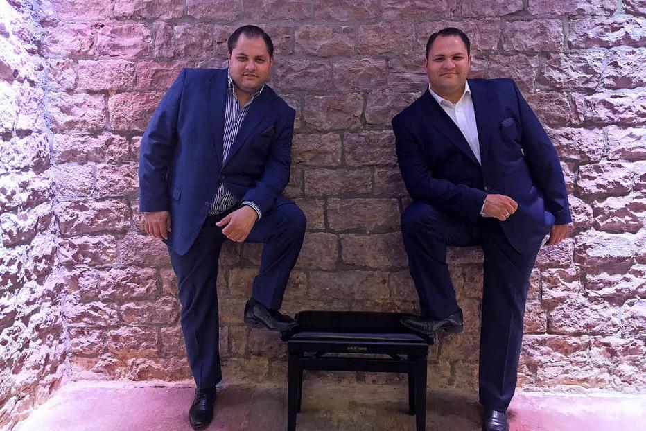 Jazz und Klassik im Bürgerhaus: Aaron und Jerome Weiss in ...