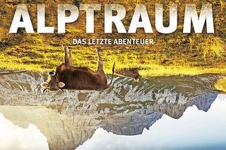 Dokumentarfilm Alptraum. Mit Manuel Lobmaier. In Titisee-Neustadt