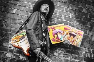 Randy Hansen spielt ein Jimi Hendrix-Tribute im Jazzhaus