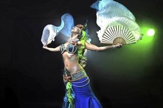 Orientalische Show in der Stadthalle Kehl