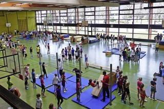 Sporthalle Schulzentrum