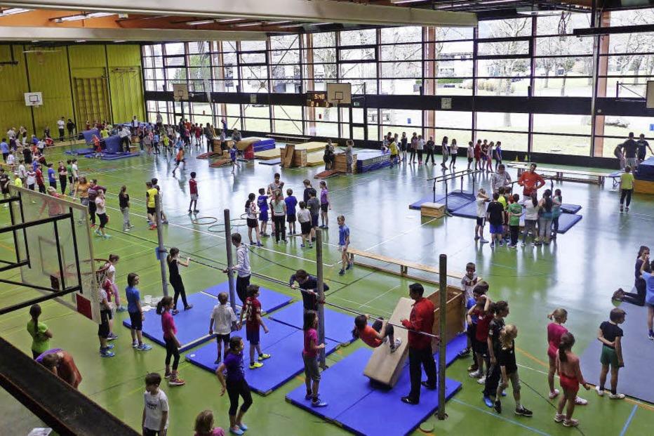 Sporthalle Schulzentrum - Kirchzarten