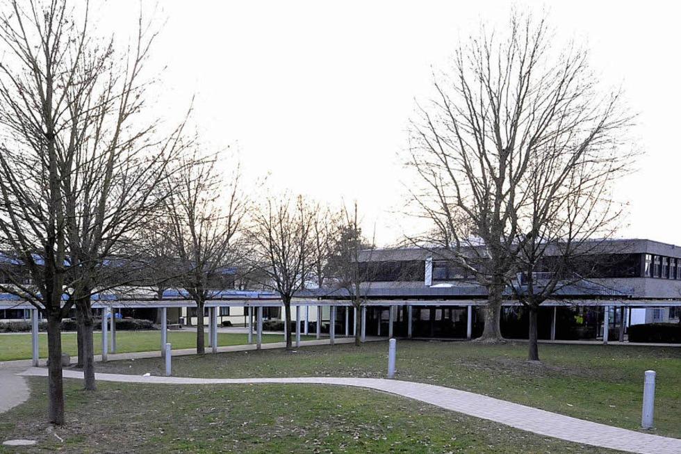 Schulzentrum - Teningen