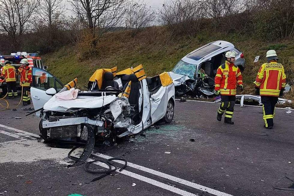 Mann stirbt bei Frontalkollision auf der B31 bei Himmelreich - Badische Zeitung TICKET