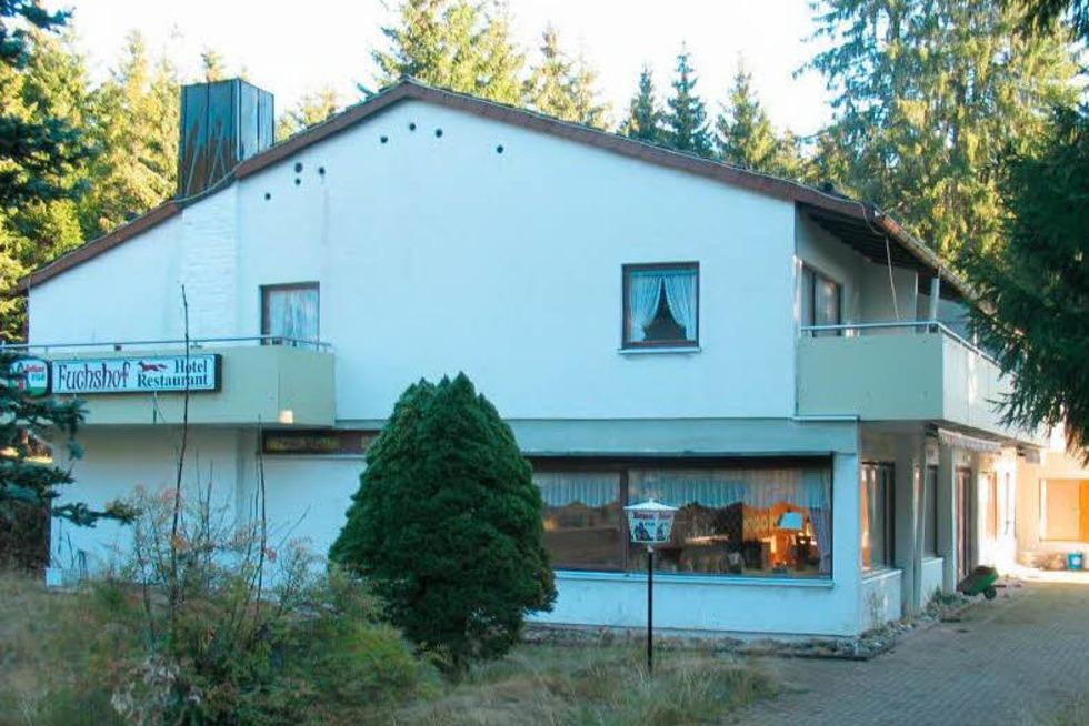 Hotel-Restaurant Fuchshof Falkau (geschlossen) - Feldberg