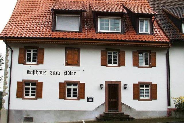 Gasthaus Adler (Nordschwaben)