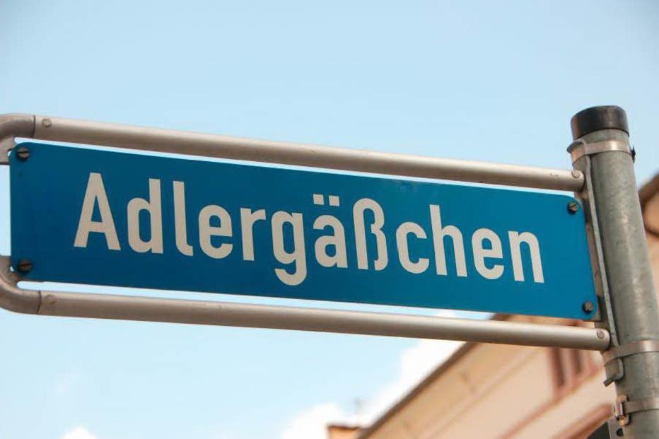 Adlergässchen - Lörrach