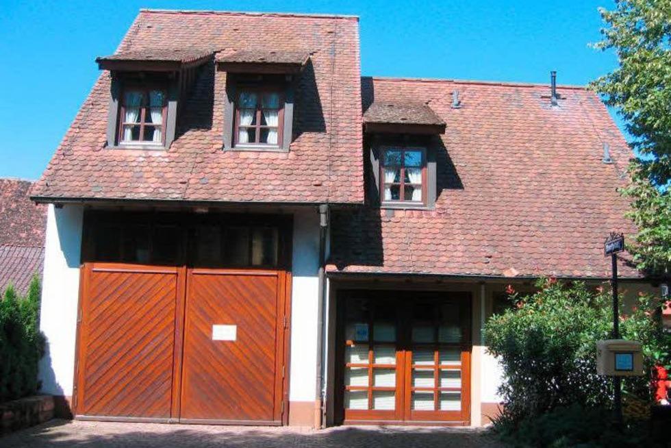 Feuerwehrgerätehaus Wagenstadt - Herbolzheim