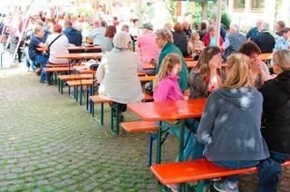 Dorfplatz Wagenstadt