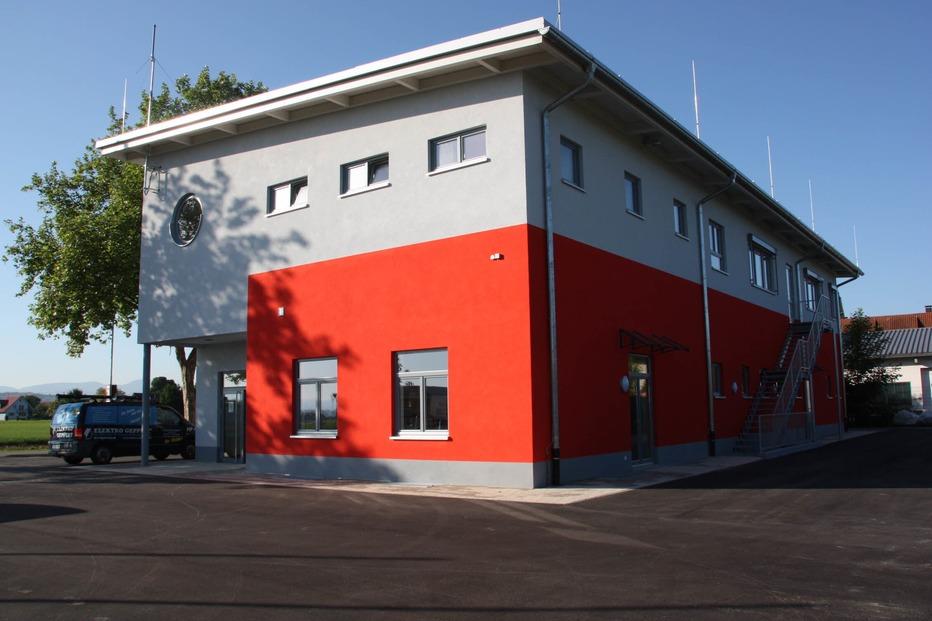 Feuerwehrgerätehaus Gündlingen - Breisach