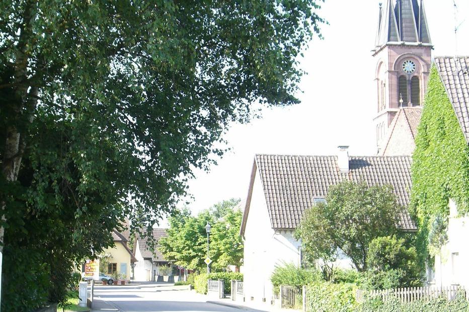 Ortsteil Gündlingen - Breisach
