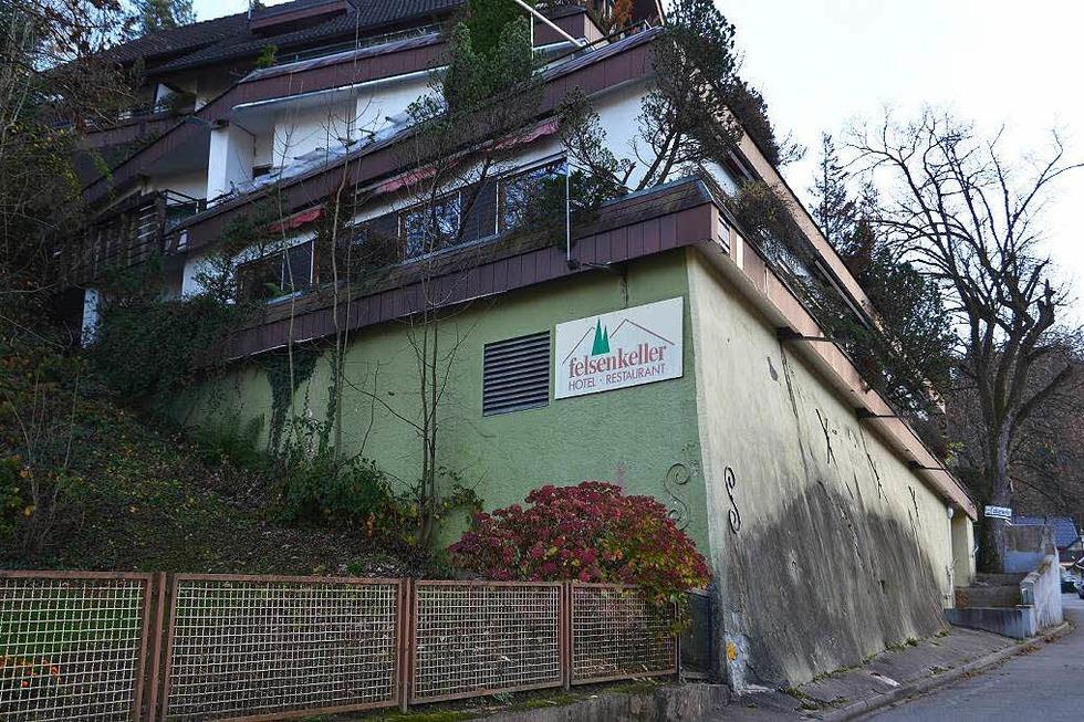 Flüchtlingsunterkunft Felsenkeller - Waldkirch