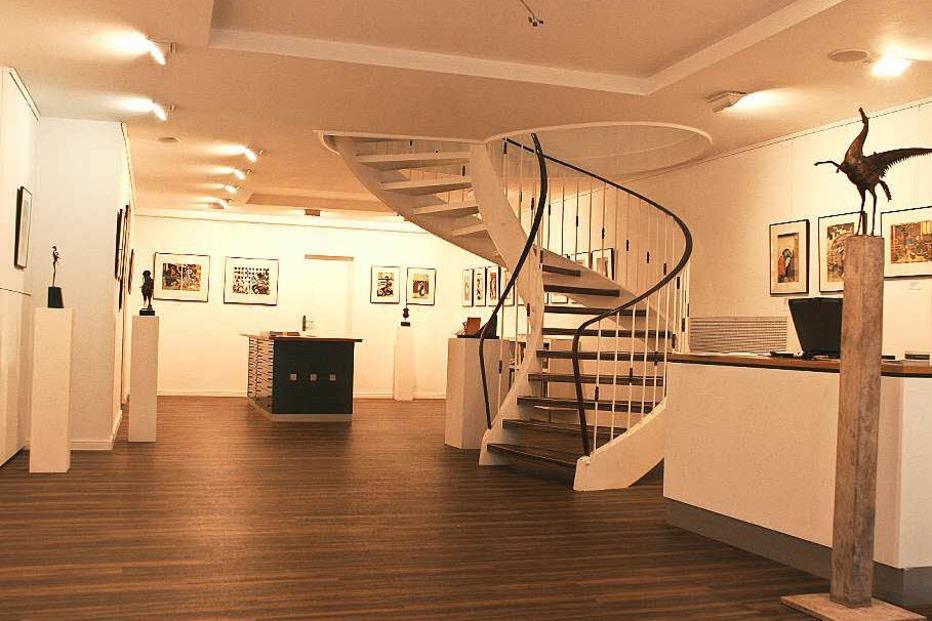 Galerie Schindel - Pfaffenweiler