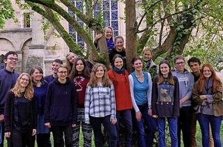 Schülerkonzert in der Kreuzkirche