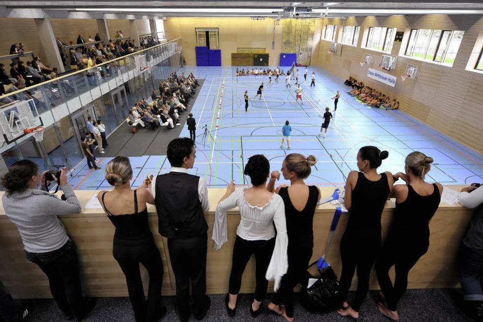 Dieter-Wetterauer-Sporthalle - Freiburg