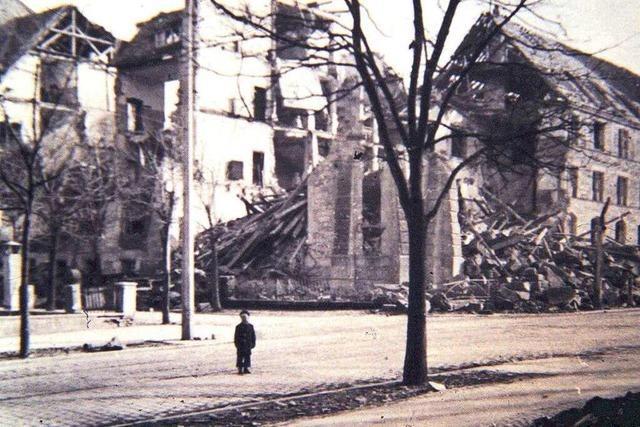 Zweiter Weltkrieg: Zerstörte Schulen, traumatisierte Kinder