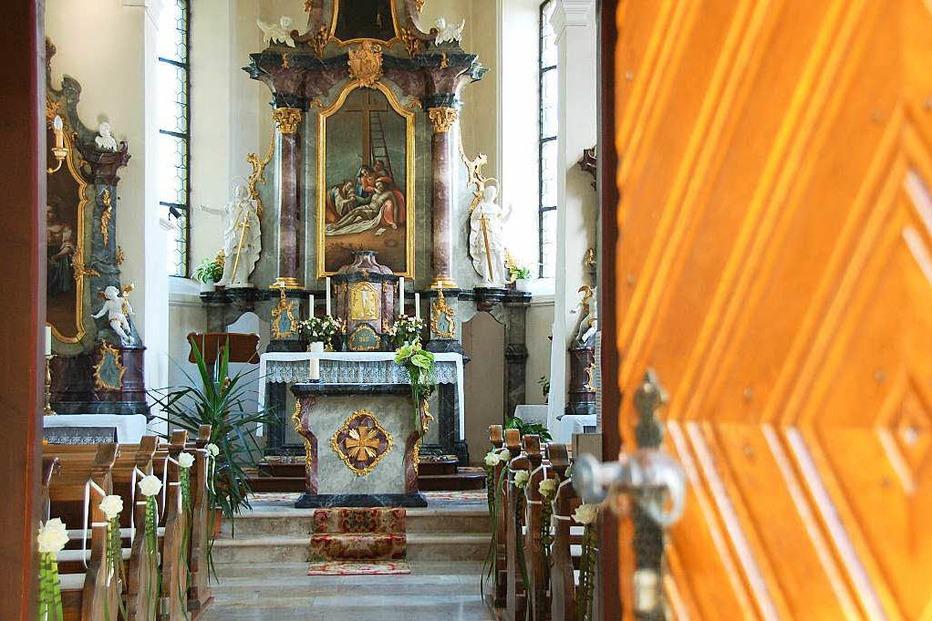 Felix und Nabor Kapelle (Schmidhofen) - Bad Krozingen