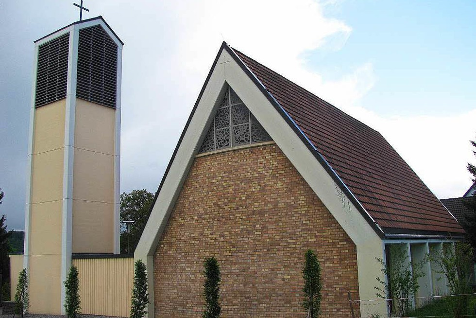 Evangelische Christuskirche - Murg