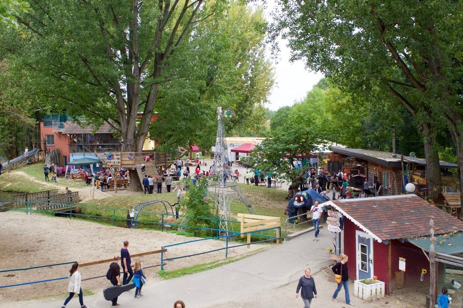 Abenteuerspielplatz (Weingarten) - Freiburg