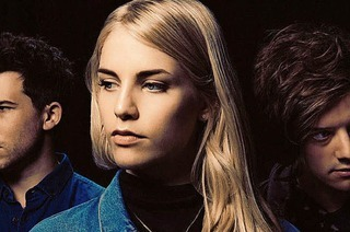 Die britische Band London Grammar tritt im Zénith auf