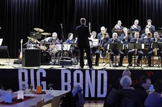 Big-Band Elzach und Skyline-Bigband Freiburg in Elzach