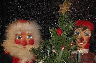 Kasperl und der Nikolaus