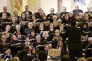 Adventskonzert mit der Offenburger Kantorei und der Philharmonie am Forum