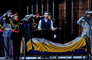 """""""Don Carlos"""" mit Jonas Kaufmann live aus der Opera Bastille Paris im Union-Kino in Lörrach"""