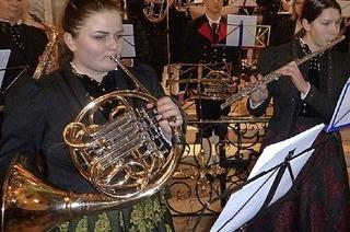 Musikverein Kappel in Lenzkirch-Kappel