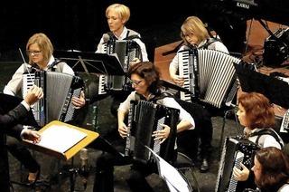 Handharmonikaspielring Löffingen und DaChor in Löffingen
