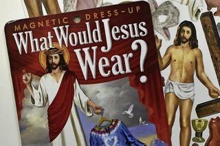 Ein Jesus zum Anziehen