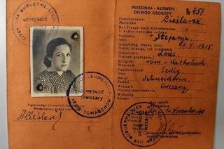 NS-Zeit: Wie eine Jüdin im Dreiland dank falscher Identität überlebte