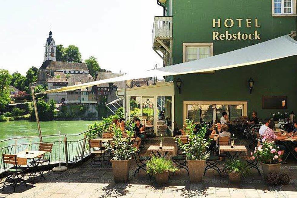 Hotel-Restaurant Brutsche's Rebstock - Laufenburg (Baden)