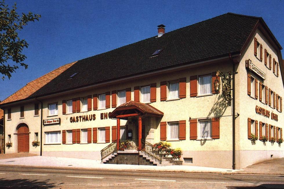 Gasthaus Engel (Luttingen) - Laufenburg (Baden)