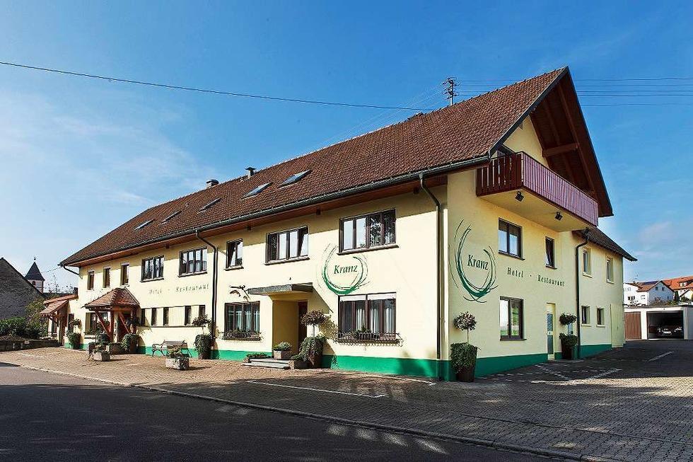 Hotel-Restaurant Kranz (Luttingen) - Laufenburg (Baden)