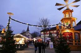 Fotos: Eröffnung des Weihnachtsmarktes 2017 in Bad Krozingen
