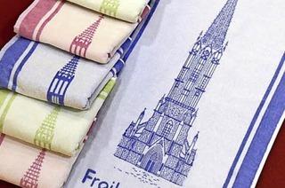 Ein Handtuch fürs Münster