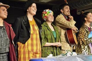 """Junges Theater spielt in Lörrach """"Die fürchterlichen Fünf"""""""