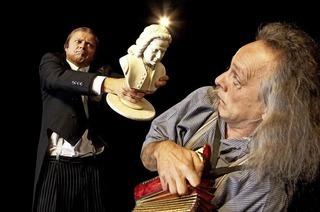 """Gogol & Mäx im Lörracher Burghof mit """"Concerto Humoroso"""""""