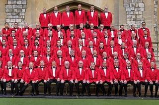 London Welsh Male Voice Choir in der katholischen Kirche Ichenheim