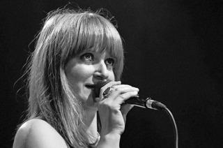 Rebekka Dold singt mit Musikverein Eschbach