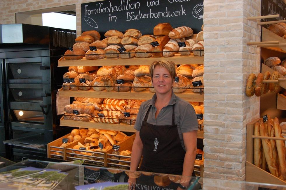 Dorfbäckerei Ritter (Gewerbegebiet Grub) - Vörstetten